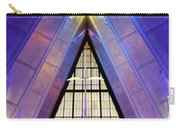 United States Air Force Academy Cadet Chapel 3 Carry-all Pouch