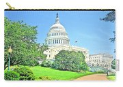 United States Capitol - Washington Dc Carry-all Pouch