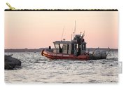 United States Coast Guard Heading Out Carry-all Pouch