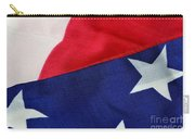 United States Flag Carry-all Pouch
