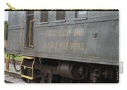 United States Mail Railway Post Office Box Car Carry-all Pouch