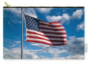 United States Of America Carry-all Pouch by Steve Gadomski