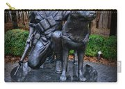 United States War Dog Memorial Carry-all Pouch