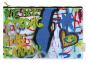 United We Are Strong Carry-all Pouch
