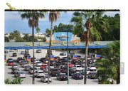 Universal Florida Parking Entrance Carry-all Pouch