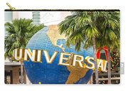 Universal Studio Globe Carry-all Pouch
