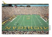 University Of Michigan Stadium, Ann Carry-all Pouch