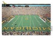 University Of Michigan Stadium, Ann Carry-all Pouch