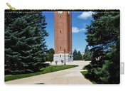 University Of Northern Iowa Bell Tower Carry-all Pouch