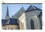 University Of Notre Dame Basilica  Carry-all Pouch