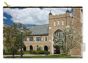 University Of Notre Dame Law School Carry-all Pouch