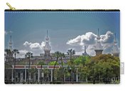 University Of Tampa Carry-all Pouch