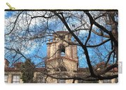 University Tower Mason Hall - Pomona College - Framed By Trees Carry-all Pouch