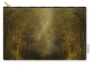 Unknown Footpath Carry-all Pouch by Svetlana Sewell