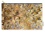 Unknown Paths Abstract Art Carry-all Pouch