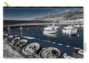 Unplugged At The Harbour - Toned Carry-all Pouch