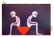 Until Death Do Us Part Carry-all Pouch