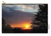 Until We Meet Again- Oregon Sunset Carry-all Pouch