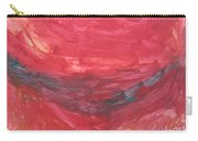 Untitled 106 Original Painting Carry-all Pouch