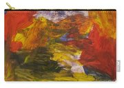 Untitled 113 Original Painting Carry-all Pouch