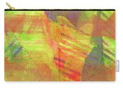 Untitled #13 Abstract Multicolor Carry-all Pouch