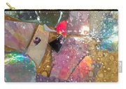 Untitled Abstract Prism Plates II Carry-all Pouch