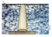 Up The Lovejoy Monument  Carry-all Pouch