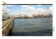 Up The River Carry-all Pouch