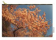 Up To The Cherry Flowers Carry-all Pouch