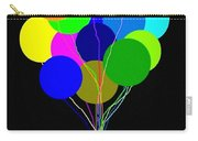 Upbeat Balloons Carry-all Pouch