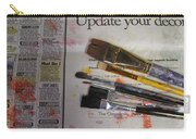 Update Your Decor Carry-all Pouch