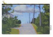 Uphill - Art By Bill Tomsa Carry-all Pouch