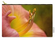 Uplifting Lily Carry-all Pouch