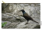 Upon The Rocks Carry-all Pouch