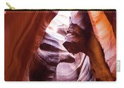 Upper Antelope Canyon 3 Carry-all Pouch