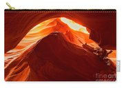 Upper Antelope Sunlit Layers Carry-all Pouch