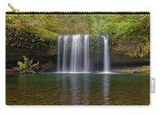 Upper Butte Creek Falls In Fall Season Carry-all Pouch
