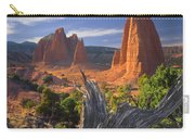 212645-upper Cathedral Valley  Carry-all Pouch