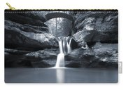 Upper Falls Hocking Hills Ohio Carry-all Pouch