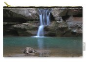 Upper Falls In Hocking Hills Carry-all Pouch