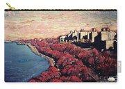 Upper Manhattan Along The Hudson River Carry-all Pouch