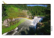 Upper Mesa Falls Carry-all Pouch