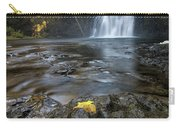 Upper North Falls In Autumn Carry-all Pouch