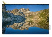 Upper Sardine Lake Panorama Carry-all Pouch