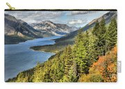 Upper Waterton Lake Valley Carry-all Pouch