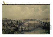 Upstream -bridge D.luis I-oporto Carry-all Pouch