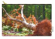 Uprooted Trees Carry-all Pouch