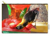 Upside Down Oriole Carry-all Pouch