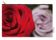 Upstaged Rose Carry-all Pouch