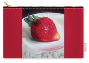 Uptown Strawberry Girl Carry-all Pouch